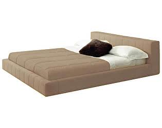 Кровать DG-Home Squaring Basso 180х200 Бежевая Шерсть