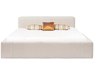 Кровать DG-Home Bonaldo 135х190 Белая