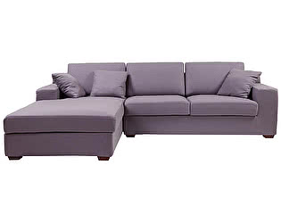 Диван DG-Home Reid Chaise Sectional Left Grey Cashmere