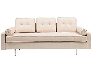 Диван DG-Home Chicago Sofa Бежевый Нейлон