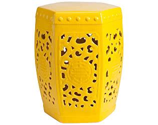 Керамический столик-табурет DG-Home Design Stool Yellow