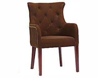 Кресло DG-Home Rochester Коричневое