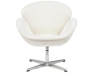 Кресло DG-Home Swan Chair Бежевый Кашемир