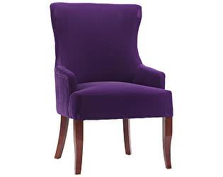 Кресло DG-Home Aldo Фиолетовый Велюр