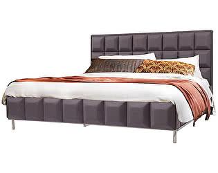 Кровать DG-Home Barrywhite 180х200 Фиолетовый Кашемир