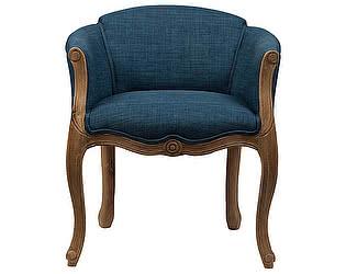Кресло DG-Home Cabriole Elizabeth Синее