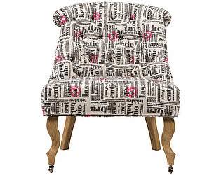 Кресло DG-Home Amelie French Country Chair Надписи