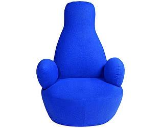 Купить кресло DG-Home Bottle Chair Синий Кашемир