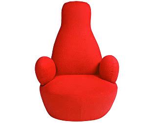 Кресло DG-Home Bottle Chair Красный Кашемир