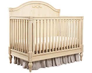 Кровать детская DG-Home Gracia Белая с матрасом
