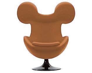 Кресло DG-Home Egg Mickey Бежевое 100% Шерсть