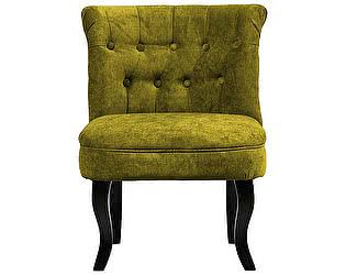Кресло DG-Home Dawson Оливковый Велюр