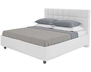 Кровать DG-Home Wales 160х200 Велюр Молочный
