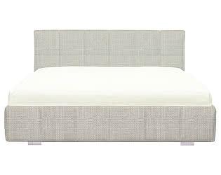 Кровать DG-Home Castell 180х200 Светло-серая