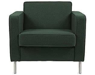 Кресло DG-Home George Серо-Зелёный Микровелюр