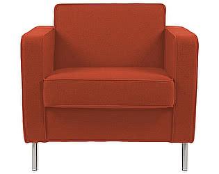 Кресло DG-Home George Оранжевая Шерсть
