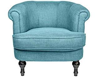 Кресло DG-Home Charlotte Bronte Голубое