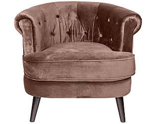 Кресло DG-Home William Thackeray Коричневое