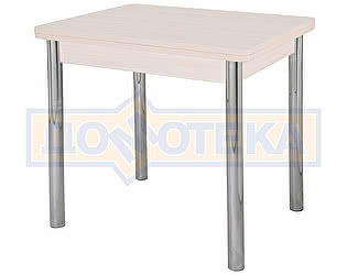 Купить стол Домотека Дрезден М-2 МД 02 молочный дуб