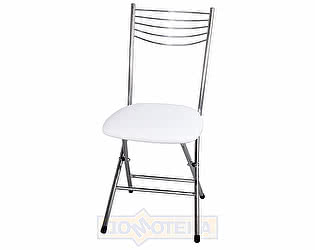 Купить стул Домотека Омега-1 скл. F-0 белый с плетеной текстурой