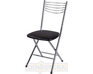 Купить стул Домотека Омега-1 скл. В-4 черный венге