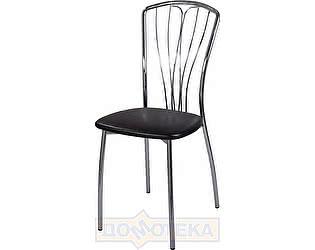 Купить стул Домотека Омега-3 В-4 черный венге