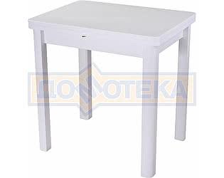 Купить стол Домотека Реал М-2 04БЛ 04 БЛ белый