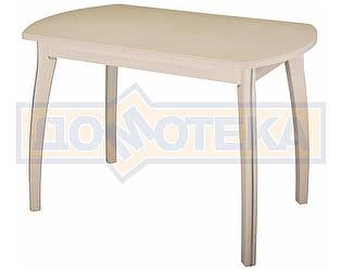 Стол кухонный Домотека Реал ПО КМ 06 (6) КР 07 ВП КР крем