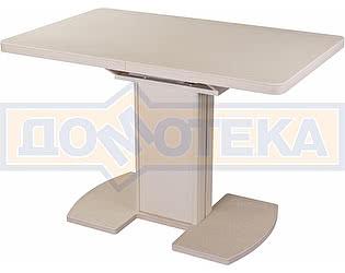 Стол кухонный Домотека Реал ПР КМ 06 (6) КР 05 ВП КР/КР КМ 06 крем