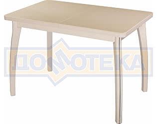 Стол кухонный Домотека Реал ПР КМ 06 (6) КР 07 ВП КР крем