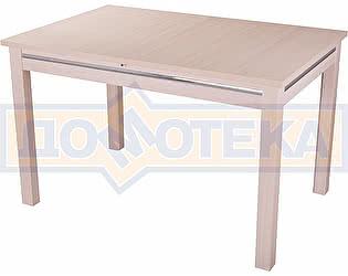Стол кухонный Домотека Сигма -1 МД 08МД молочный дуб