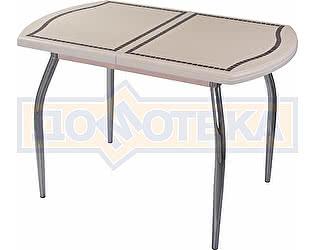 Купить стол Домотека Толедо ПО МЗ 36 ВП КР 01 крем