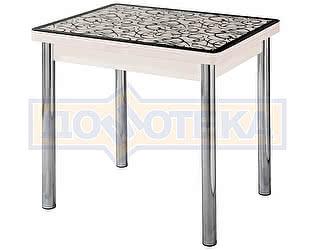 Купить стол Домотека Чинзано М-2 МД ст-2 ВН/КР 02 молочный дуб