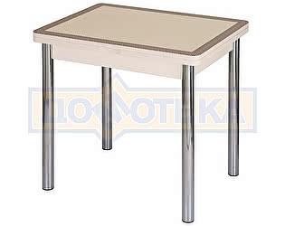 Купить стол Домотека Чинзано М-2 МД ст-22 F-1 02 молочный дуб