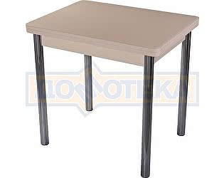 Купить стол Домотека Чинзано М-2 МД ст-КР 02 молочный дуб