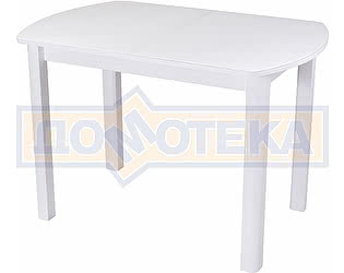 Стол кухонный Домотека Гамма ПО БЛ ст-БЛ 04 БЛ белый