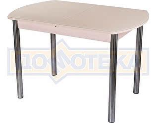 Купить стол Домотека Гамма ПО МД ст-КР 02 молочный дуб