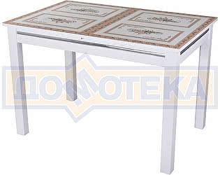Купить стол Домотека Дельта БЛ ст72 08 БЛ белый