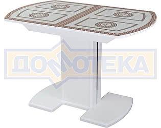 Купить стол Домотека Гамма ПО БЛ ст-71 05 ЛДСП БЛ/БЛ