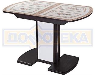 Купить стол Домотека Гамма ПО ВН ст-72 05 ЛДСП ВН/БЛ