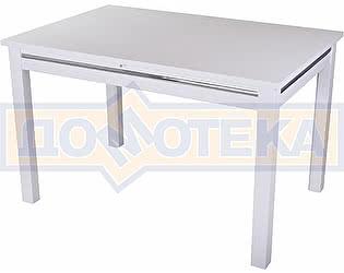 Купить стол Домотека Твист-1 БЛ 08 БЛ ,белый