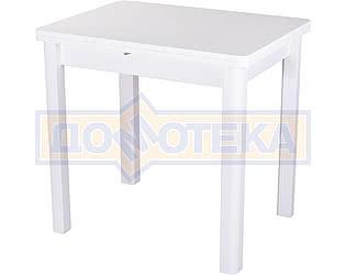 Купить стол Домотека Дрезден М-2 БЛ 04 БЛ ,белый
