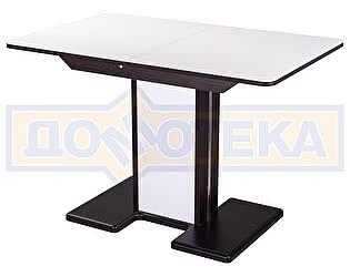 Купить стол Домотека Танго ПР ВН ст-БЛ 05 ВН/БЛ ,венге