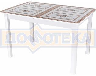 Купить стол Домотека Танго ПР-1 БЛ ст-72 04 БЛ ,белый