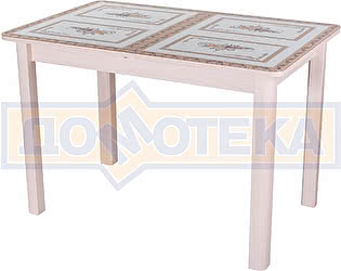 Купить стол Домотека Танго ПР-1 МД ст-72 04 МД ,молочный дуб