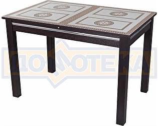 Купить стол Домотека Вальс ВН ст-71 08 ВН, венге