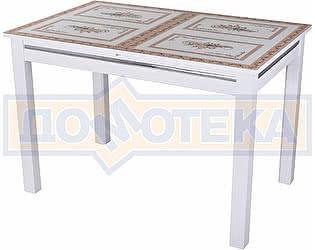Купить стол Домотека Вальс БЛ ст-72 08 БЛ, белый