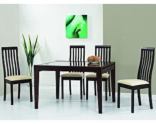 Купить стол ESF Benson 120 (1409619) капучино