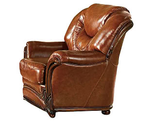 Кресло ESF А-67 коричневый
