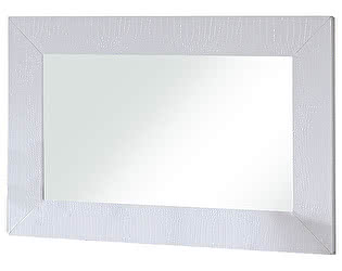 Зеркало Е-98 белое